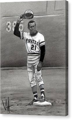 Mr. 3000 Canvas Print by William Western