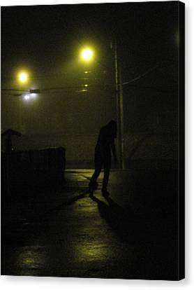 Canvas Print - Walking Dead by Shane Brumfield