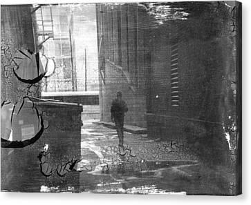 Walks Of Life Canvas Print by Trevor Garner