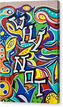 Wall-art 025 Canvas Print