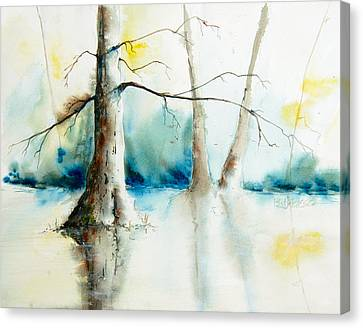 Wall Doxey 11 Canvas Print
