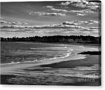 Wallis Beach Canvas Print