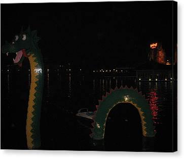 Walt Disney World Resort - Downtown Disney - 12122 Canvas Print by DC Photographer
