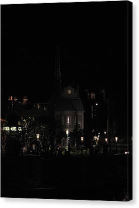 Walt Disney World Resort - Epcot - 121222 Canvas Print by DC Photographer