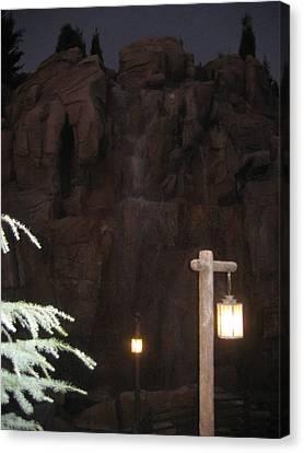 Walt Disney World Resort - Epcot - 121233 Canvas Print by DC Photographer