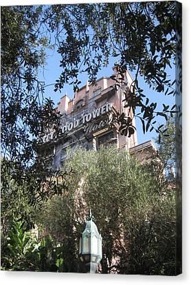 Walt Disney World Resort - Hollywood Studios - 12121 Canvas Print by DC Photographer