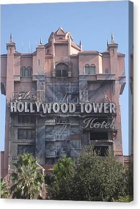 Walt Disney World Resort - Hollywood Studios - 121225 Canvas Print by DC Photographer