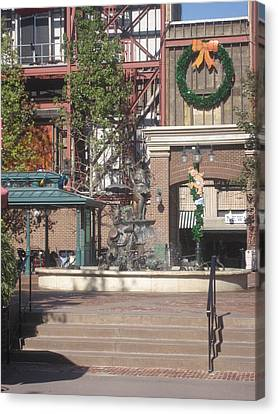 Walt Disney World Resort - Hollywood Studios - 121231 Canvas Print by DC Photographer