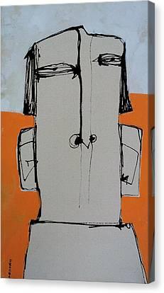 Wanderer No. 14 Canvas Print by Mark M  Mellon