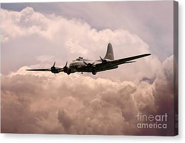 Old B-17 Bomber Air Force Hamilton Propellers Art Poster Print Home Wall Decor