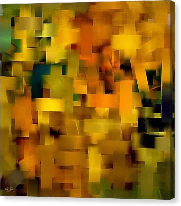 Warmth Essence Canvas Print by Lourry Legarde