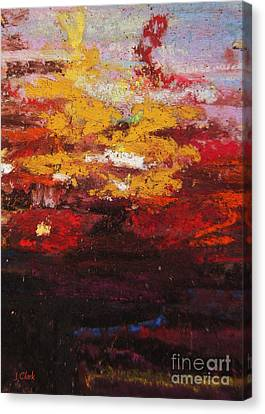 Warmth Canvas Print by John Clark