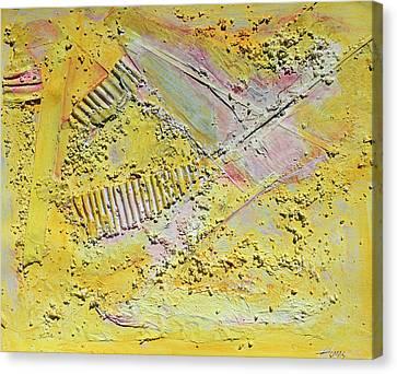Warmth Of Angels Canvas Print by Hari Thomas