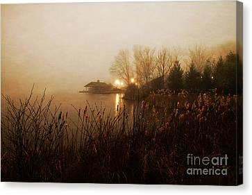 Was It A Dream Canvas Print by Deborah Scannell
