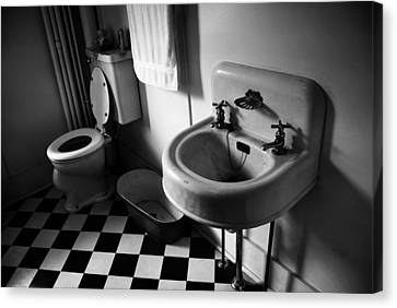 Wash Hands  Canvas Print by Jerry Cordeiro
