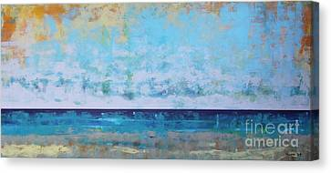 Washed Out Canvas Print by Sean Hagan