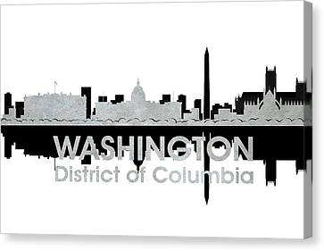 Washington Dc 4 Canvas Print