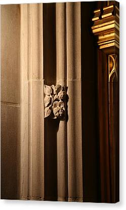 Washington National Cathedral - Washington Dc - 011330 Canvas Print by DC Photographer