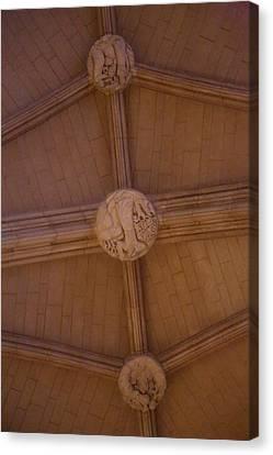 Washington National Cathedral - Washington Dc - 011332 Canvas Print by DC Photographer