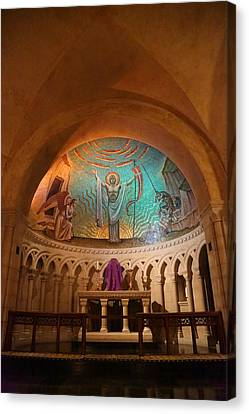 Washington National Cathedral - Washington Dc - 011337 Canvas Print by DC Photographer