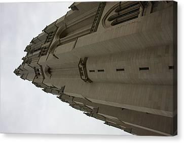 Architecture Canvas Print - Washington National Cathedral - Washington Dc - 011352 by DC Photographer