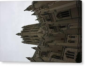 Washington National Cathedral - Washington Dc - 011368 Canvas Print by DC Photographer