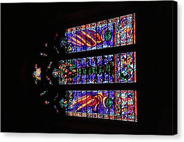 Granite Canvas Print - Washington National Cathedral - Washington Dc - 011378 by DC Photographer