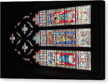 Washington National Cathedral - Washington Dc - 011397 Canvas Print by DC Photographer
