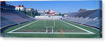 Washington State University Football Canvas Print
