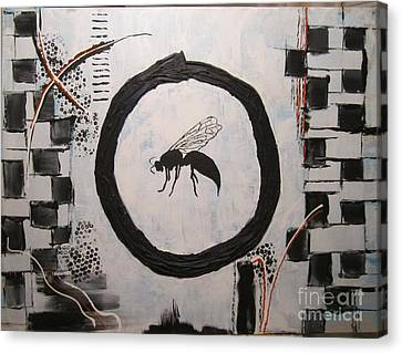 Wasp 2013 Canvas Print