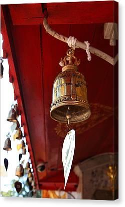 Wat Phrathat Doi Suthep - Chiang Mai Thailand - 011328 Canvas Print by DC Photographer