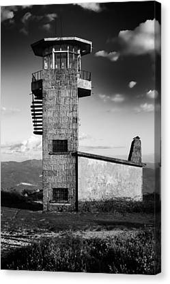 Watchtower Canvas Print by Marco Oliveira