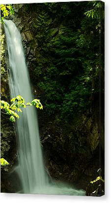 Water Is Canvas Print by Jordan Blackstone