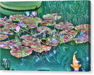 Flower 12 Canvas Print
