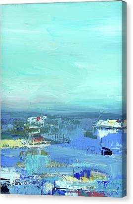 Water Makes Me Happy Canvas Print by Pamela J. Wingard