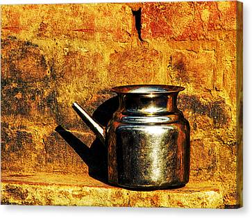 Water Vessel Canvas Print