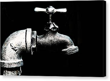 Water Works Canvas Print
