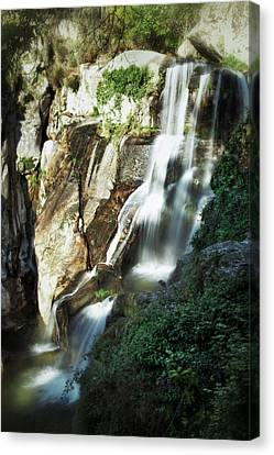 Waterfall I Canvas Print by Marco Oliveira