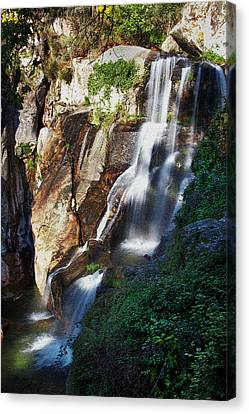 Waterfall II Canvas Print by Marco Oliveira