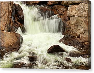 Waterfall Canvas Print by Lena Auxier