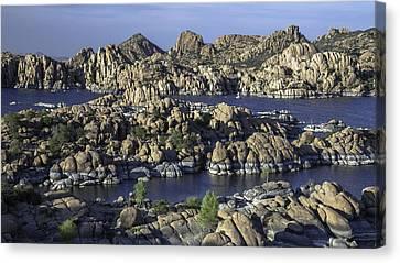 Watson Lake Splender Canvas Print
