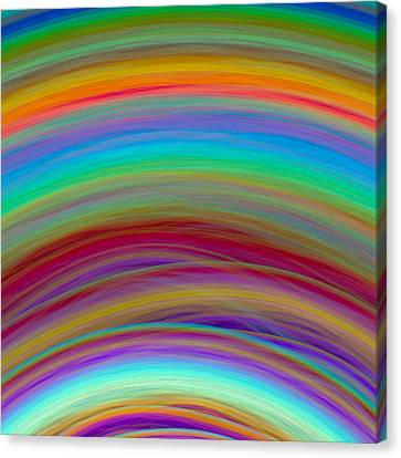 Wave-06 Canvas Print by RochVanh