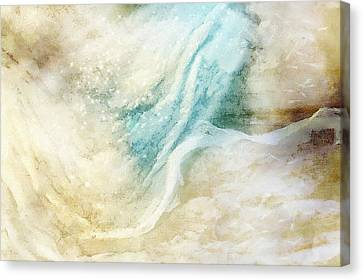 Wave Canvas Print by Gun Legler
