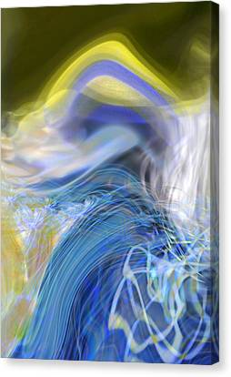 Wave Theory Canvas Print by Richard Thomas