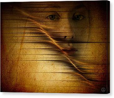 Waves Of Change Canvas Print by Gun Legler