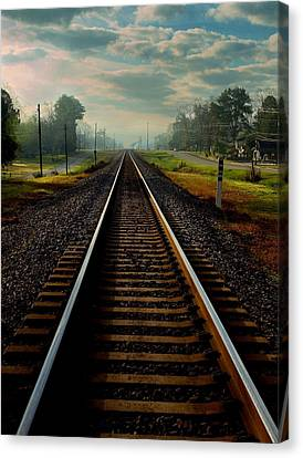 Waycross Canvas Print