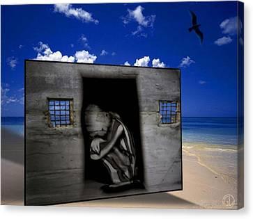 We Prisoners Canvas Print by Gun Legler