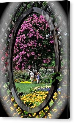 Marvelous View Canvas Print - We Were Framed by Frozen in Time Fine Art Photography