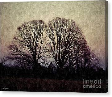 Weary Winter Canvas Print