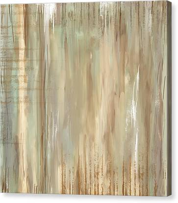 Weathered Reminiscense Canvas Print by Lourry Legarde